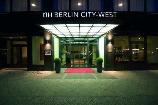 Hôtel NH Berlin City West