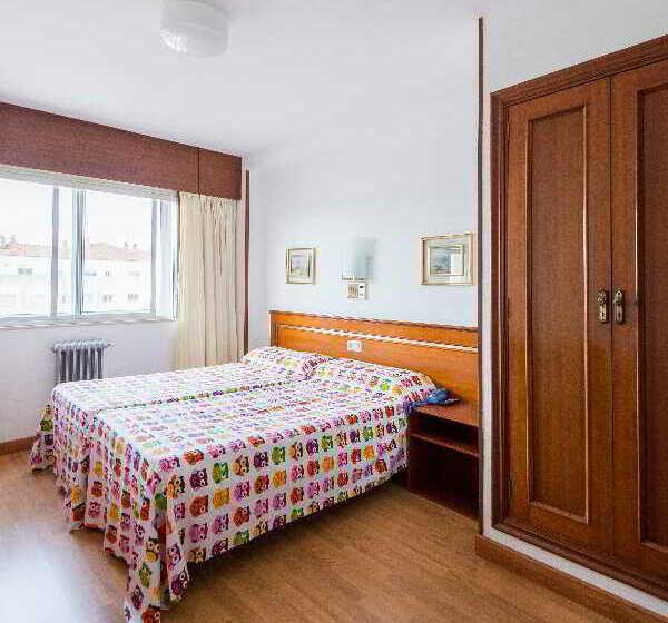 Hotel Rey Fernando Santiago de Compostela