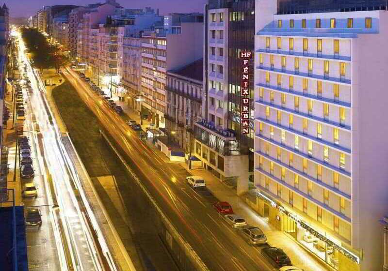 Hôtel HF Fénix Urban Lisbonne