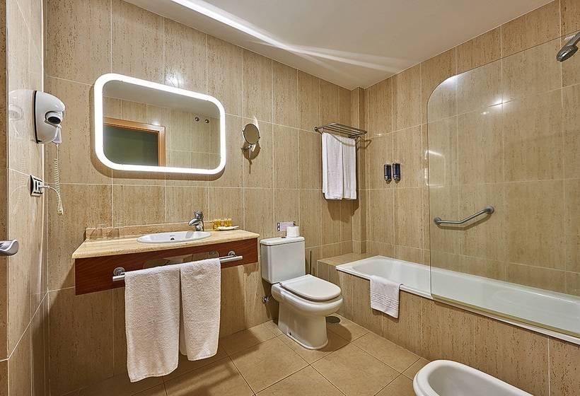 Bagno Hotel Benahoare Los Llanos de Aridane