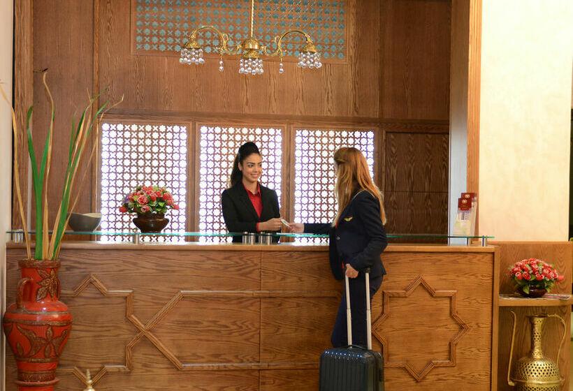 Hôtel El Yacouta Tétouan