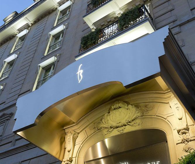 Hotel Fouquet's Barrière Parigi