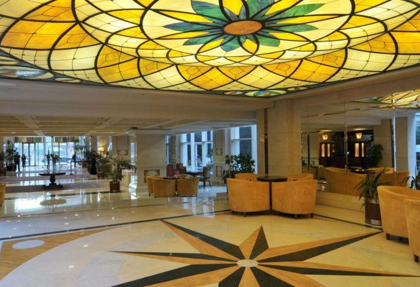 Rezeption Hotel Intercontinental Santiago Las Condes