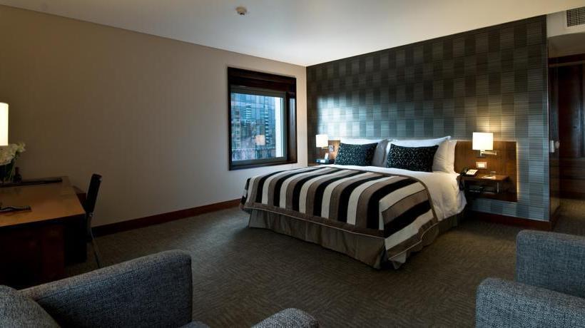Zimmer Hotel Intercontinental Santiago Las Condes