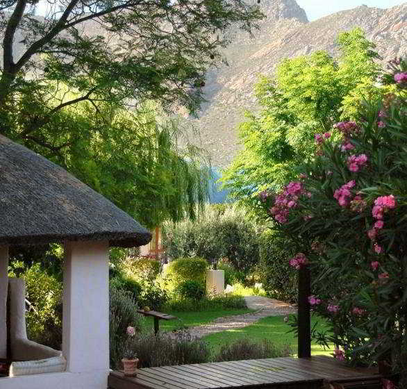 호텔 Mimosa Lodge Montagu