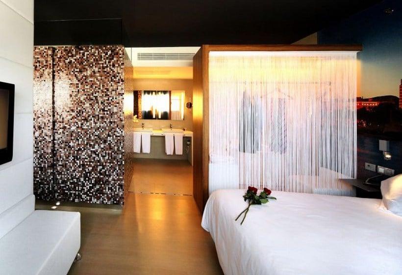 Habitación Hotel Barceló Málaga
