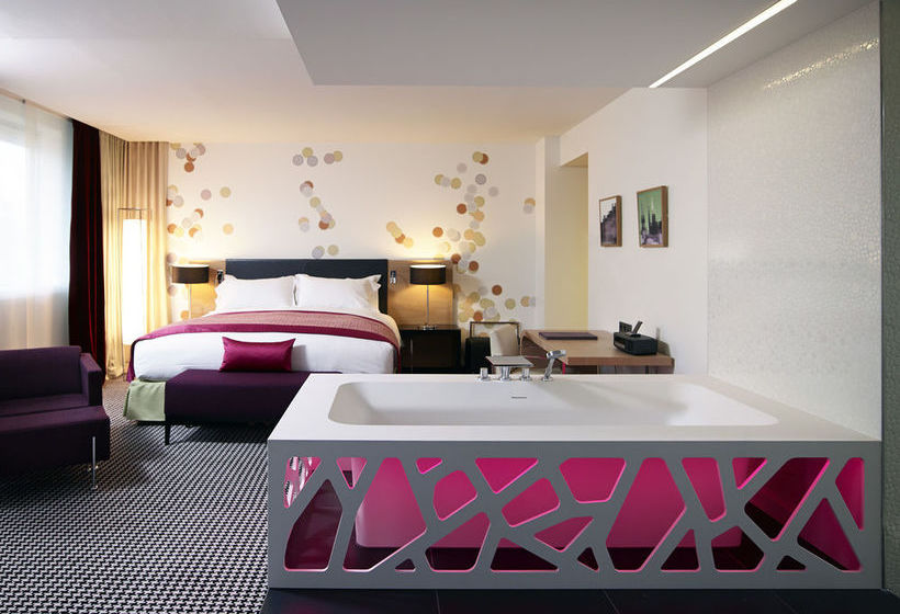 Hotel Sofitel Luxemburg Le Grand Ducal Luxembourg