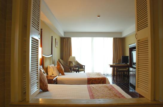 Oak Bay Garden Hotel Changzhou