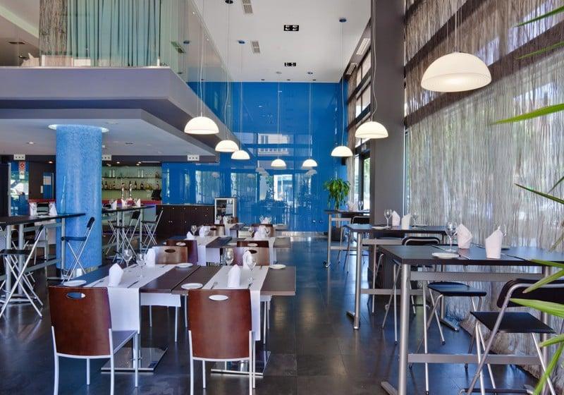 مطعم فندق Barceló Cádiz قادش