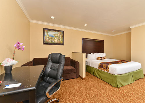Hôtel Quality Inn Near Qualcomm Stadium San Diego