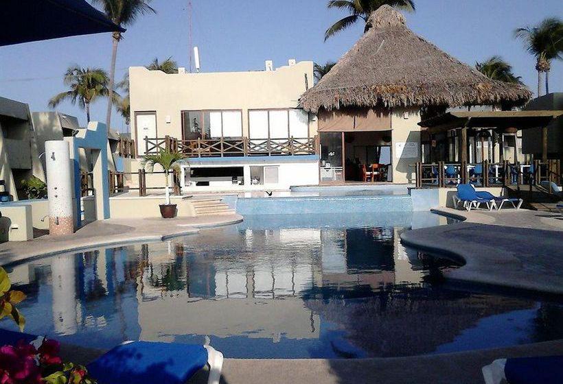 Hôtel Suites Mediterraneo Boca del Rio