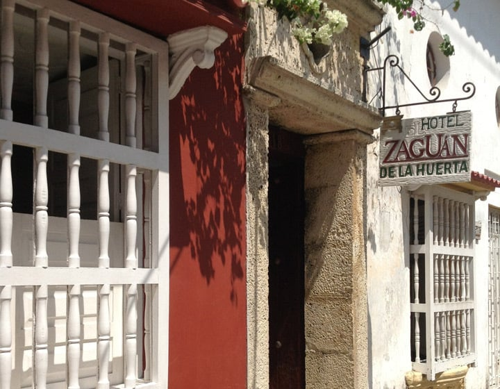 El Zaguan, Hotel Boutique Carthagène