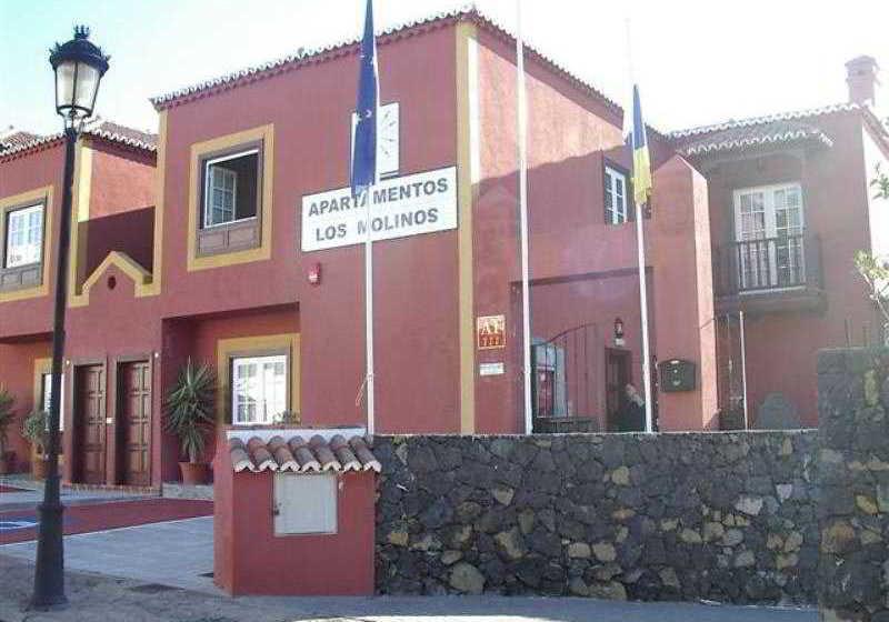 Apartamentos HC7 Los Molinos  Breña Baja