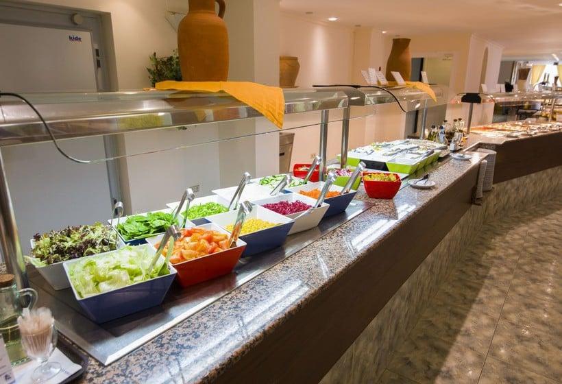 Restaurant AzuLine Hotel Coral Beach Es Canar