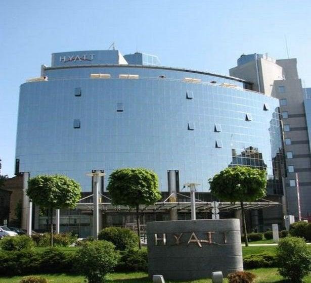 Hotel Hyatt Regency Kiev Kiew