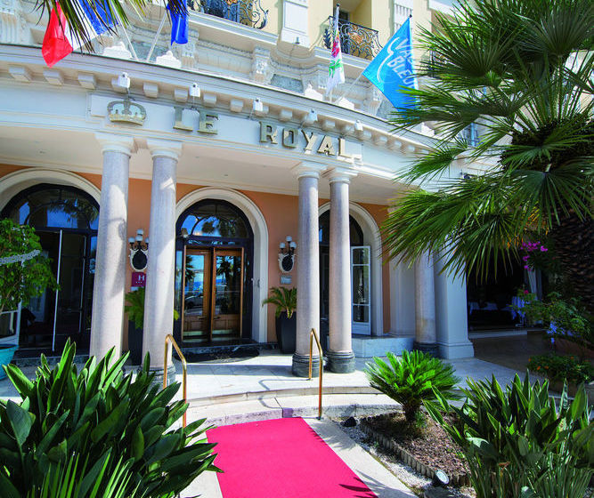 Hotel Le Royal Nizza