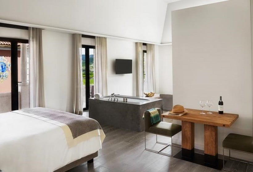 Quarto Hotel Six Senses Douro Valley Lamego