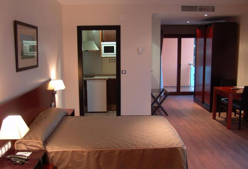 Kamer Hotel Apartamento Martin Alonso Pinzón Mazagon