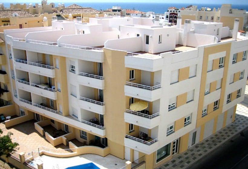 외관 Apartamentos Turísticos Fercomar Nerja