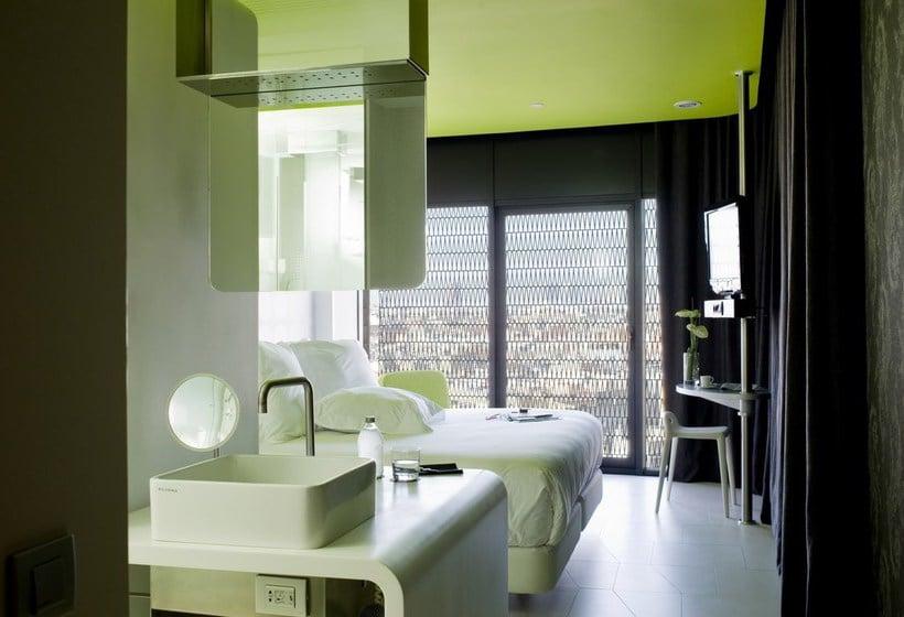 Bathroom Hotel Barceló Raval Barcelona