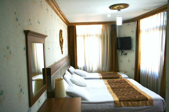 Chambre Hôtel Best Nobel Istanbul