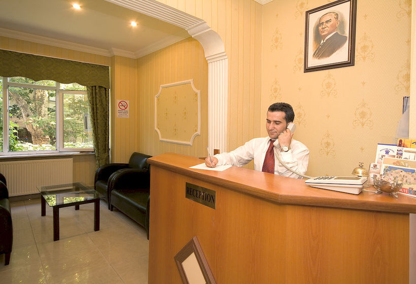 هتل Meddusa استانبول