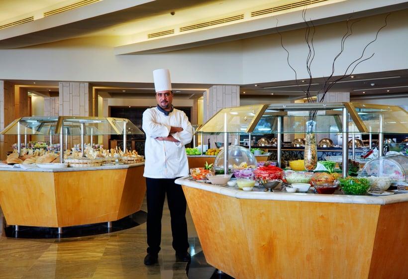 Restaurant Hotel Barcelo Tiran Sharm Sharm el Sheikh