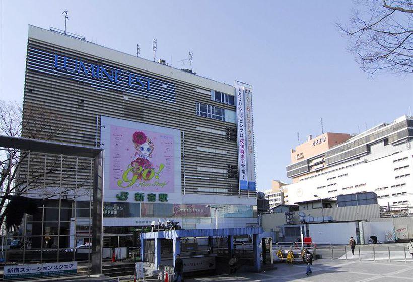 هتل Citadines Central Shinjuku Tokyo توکیو