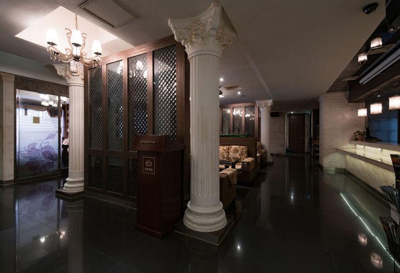 Benhur Hotel Séoul