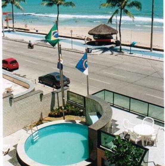 فندق Boa Viagem Praia ريسيفي