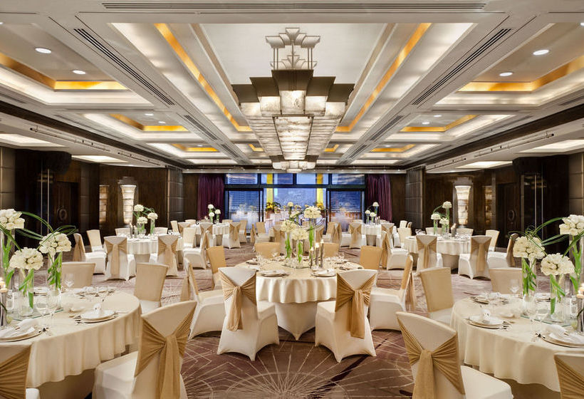 Restaurante Hotel Fairmont Nile City El Cairo
