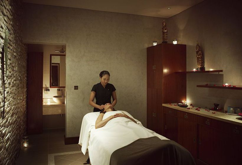 Zona termale Hotel Raffles Dubai