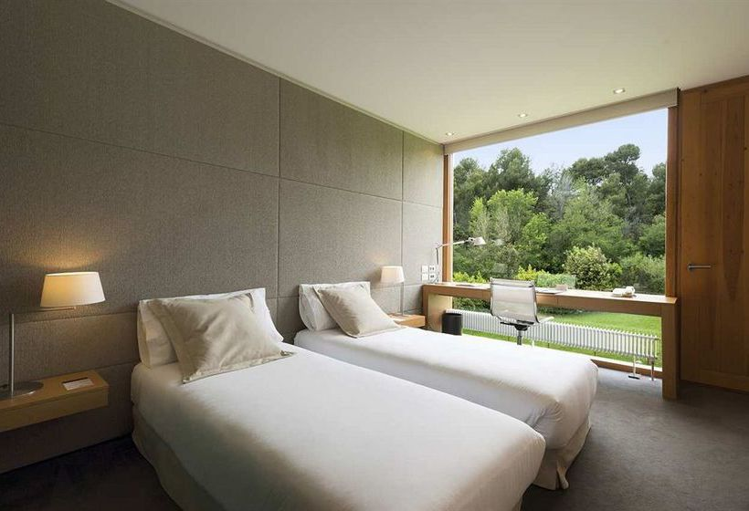 Double Tree by Hilton Hotel & Conference Center La Mola 테라사