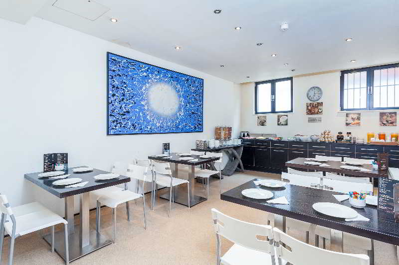 レストラン ホテル Avni Kensington ロンドン