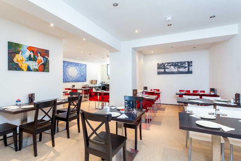 Restaurant Hôtel Avni Kensington Londres