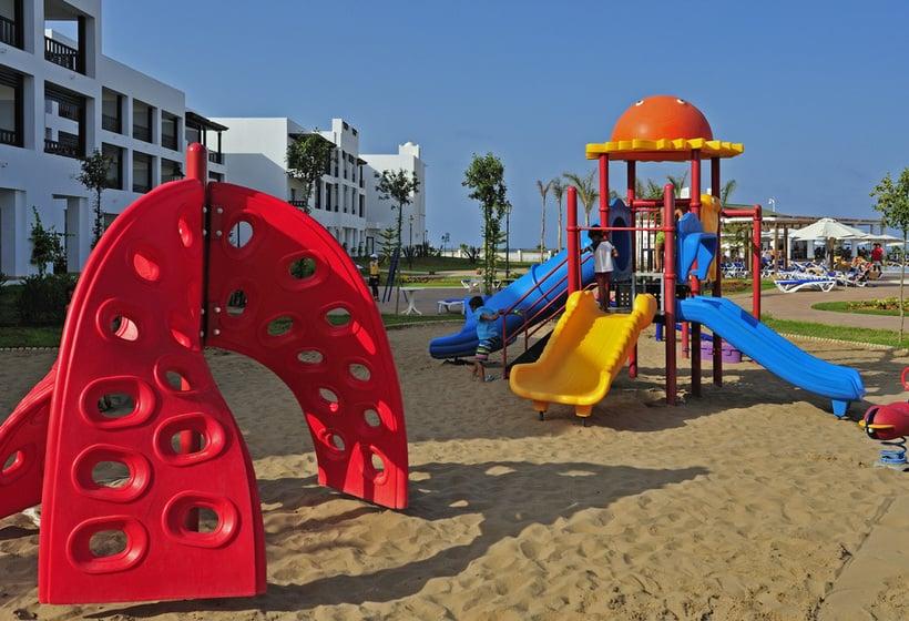 Instalaciones infantiles Hotel Iberostar Saïdia Saidia