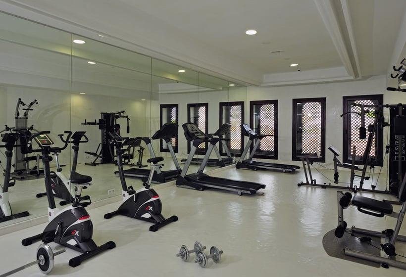 Instalaciones deportivas Hotel Iberostar Saïdia Saidia