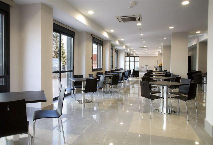 Zonas comunes Aparthotel Compostela Suites Madrid