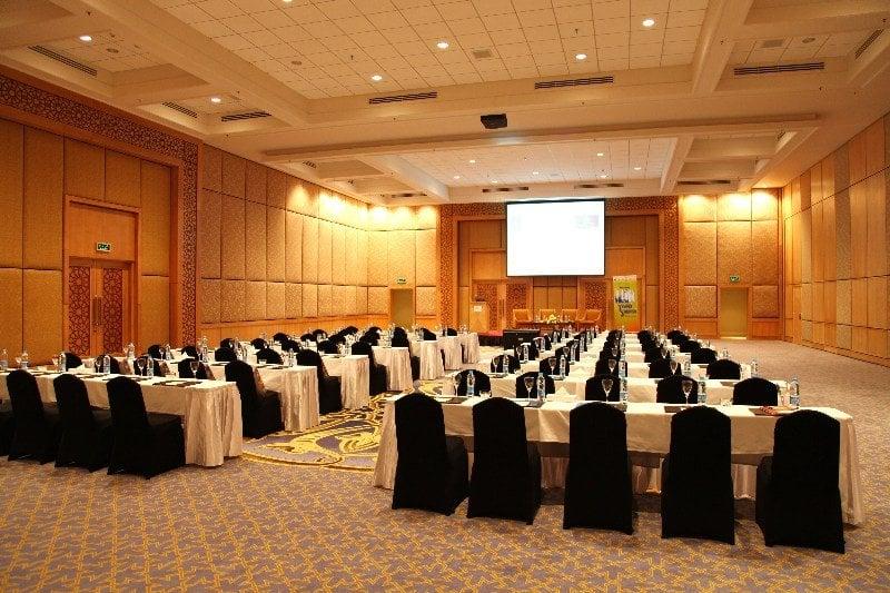 Hotel Crowne Plaza Sahara Oasis Port Ghalib Resor Marsa Alam