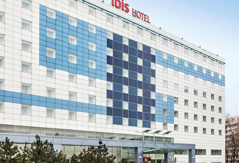 Hotel Ibis Bucuresti Gara de Nord Bucharest