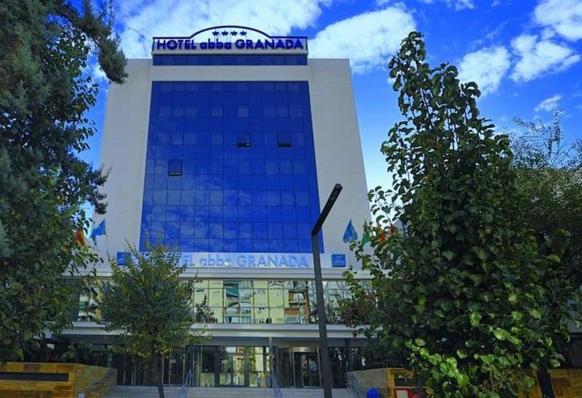 외관 호텔 Abba Granada 그라나다