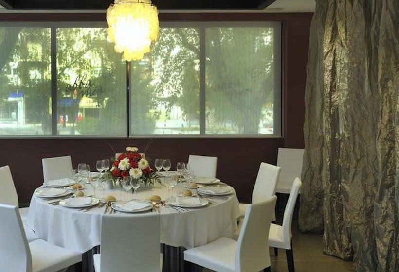 레스토랑 호텔 Abba Granada 그라나다