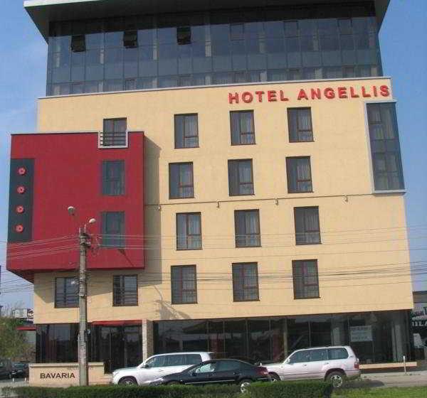 호텔 Angellis 티미쇼아라