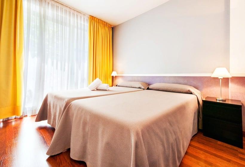 Apartamentos Descartes バルセロナ