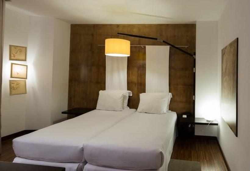 Quarto Hotel Porto Trindade