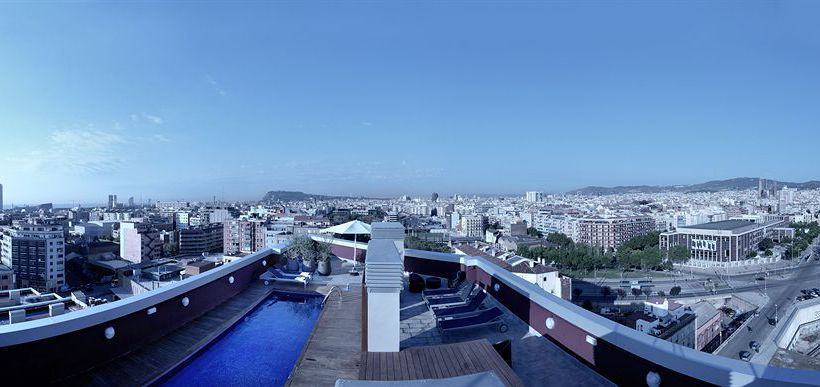 Melon District Marina Residencia Barcellona