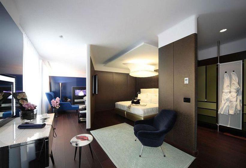 Hotel Boscolo Exedra Milano Mailand
