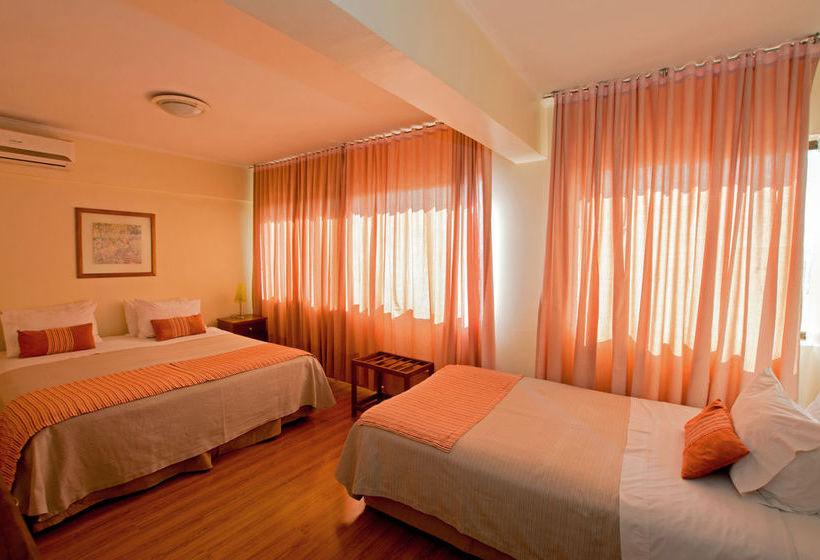 فندق DaCarlo سانتياجو