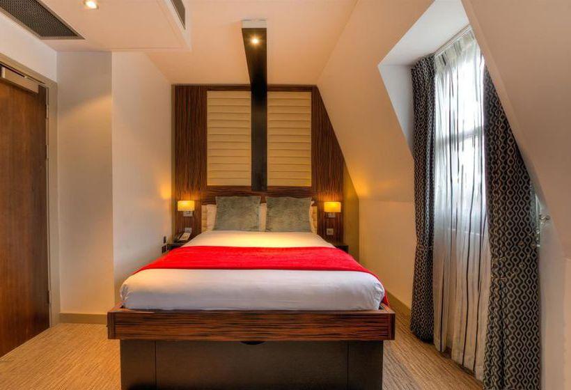 Zimmer Best Western Maitrise Hotel Maida Vale London