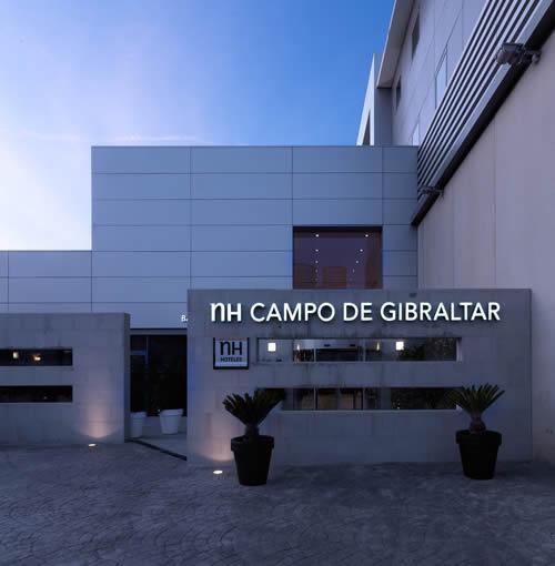 Hôtel NH Campo de Gibraltar Los Barrios